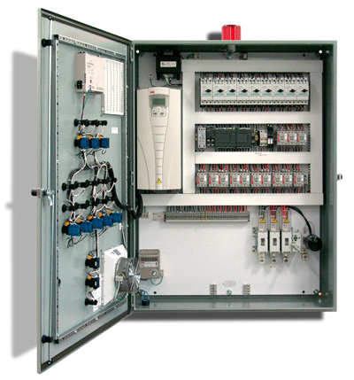 VARIABLE FREQUENCY DRIVE (VFD) PANELS
